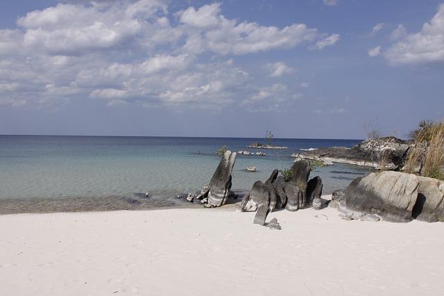 jezero mosambik
