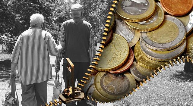 peníze pro seniory